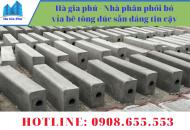 Hà Gia Phú - Nhà phân phối bó vỉa bê tông đúc sẵn đáng tin cậy
